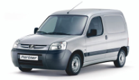 Peugeot Partner L1 625KG 1.6HDi  - CJ Tafft Ltd Leasing Deals