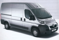Peugeot Boxer 330 L1H1 2.2HDi (100hp) - CJ Tafft Ltd Leasing Deals