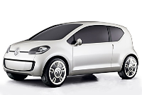 VW 'UP' 1.0 'TakeUp' 3dr - CJ Tafft Ltd Leasing Deals