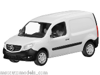 Merc Citan 109 1.5CDi (90hp) Extra Long Panel - CJ Tafft Ltd Leasing Deals