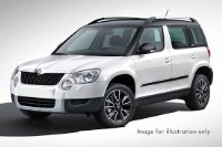 Skoda Yeti 2.0TDi Black Edition 4x4 - CJ Tafft Ltd Leasing Deals