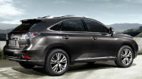 Lexus RX 450h 3.5 SE CVT Auto - CJ Tafft Ltd Leasing Deals