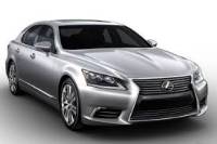 Lexus LS 460 4.6 Luxury Saloon Auto - CJ Tafft Ltd Leasing Deals