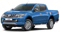 Mitsubishi L200 D/Cab DI-D Barbarian - CJ Tafft Ltd Leasing Deals