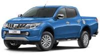 Mitsubishi L200 D/Cab DI-D Barbarian - CJ Tafft Ltd Leasing Deals