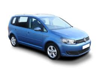 VW Touran 1.6TDi SE 5dr Est - CJ Tafft Ltd Leasing Deals