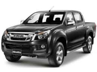 Isuzu DMax 1.9 D/Cab  - CJ Tafft Ltd Leasing Deals