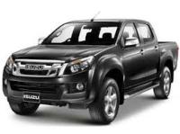Isuzu DMax 1.9 D/Cab  - CJ Tafft Ltd Leasing Deals