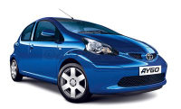 Toyota Aygo 1.0VVT-i X 3dr - CJ Tafft Ltd Leasing Deals