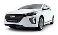 Hyundai Ioniq Hybrid 1,6GDi SE 4dr - CJ Tafft Ltd Leasing Deals