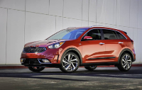 Kia Niro 1.6GDi Hybrid DCT - CJ Tafft Ltd Leasing Deals