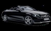 Merc C220d AMG Line 2dr Cabriolet Auto - CJ Tafft Ltd Leasing Deals